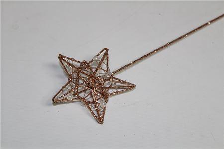 Bridal Wand Star L8 Ol30cm Rose Gold thumbnail