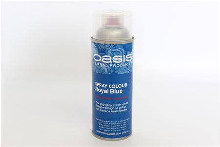 Oasis Spray Colour Royal Blue (400ml) thumbnail